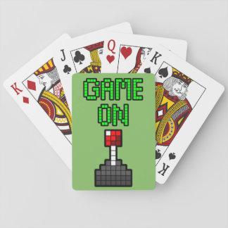 Spiel auf Spielkarten