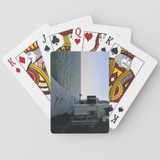 Spiel der Briefe Meer Spielkarten