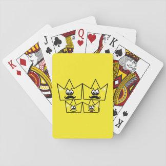 Spiel der Chartas Spiel - Familie Schwul Männer Spielkarten