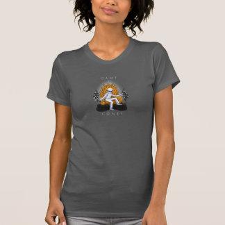 Spiel des T - Shirt der Kegel-Frauen