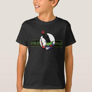 Spiel-Geschäft Waterloos Minis scherzt T - Shirts