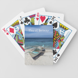Spiel in Boracay Bicycle Spielkarten