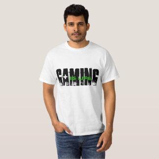 Spiel ist Leben - T - Shirt