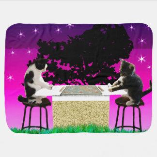Spiel-Kätzchen Puckdecke