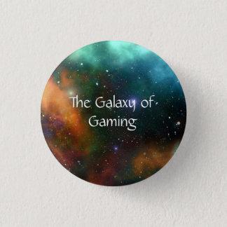 Spiel-Knöpfe - Galaxie des Spiels Runder Button 2,5 Cm