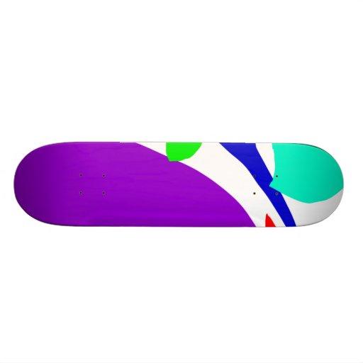 Spiel-Krankenhaus-Doktoren Krankenschwestern hell Skateboarddeck