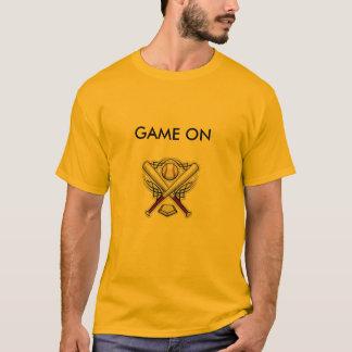 Spiel lässt an Spielball T-Shirt