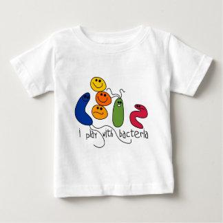 Spiel mit Bakterien Baby T-shirt