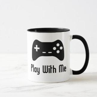 Spiel mit mir Videospiel Tasse