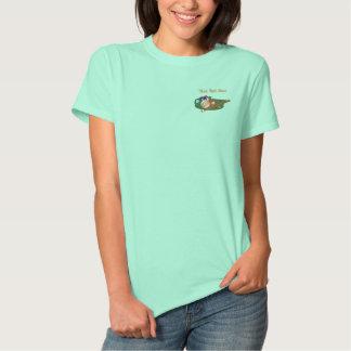 Spiel-Pool Besticktes T-Shirt