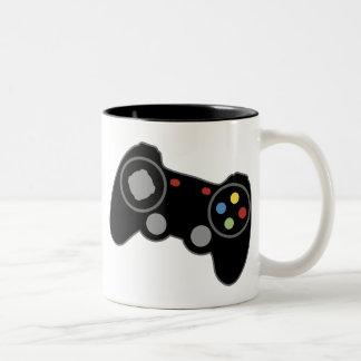 Spiel-Prüfer Zweifarbige Tasse