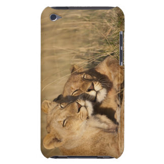 Spiel-Reserve Afrikas, Kenia, Masai-Mara, jung Barely There iPod Case