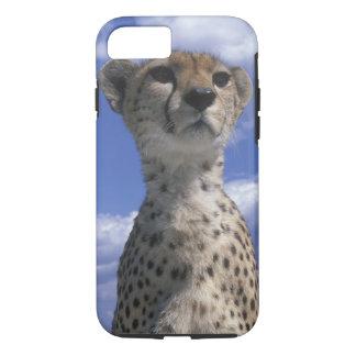 Spiel-Reserve Kenias, Masai-Mara, Nahaufnahme iPhone 8/7 Hülle