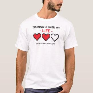 SPIEL RUINIERTE MEIN LEBEN! T-Shirt