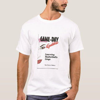 Spiel-Tägiges Göttin-Basketball-Shirt für T-Shirt