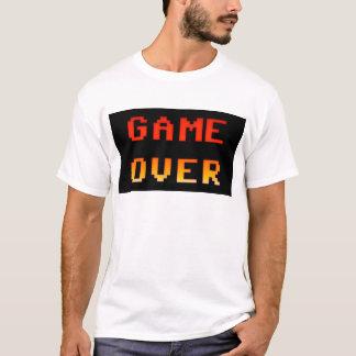 Spiel über 8bit Retro T-Shirt