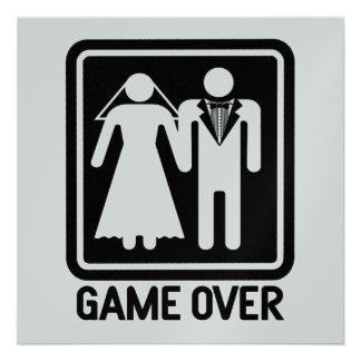 Spiel über Hochzeit Einladungskarte