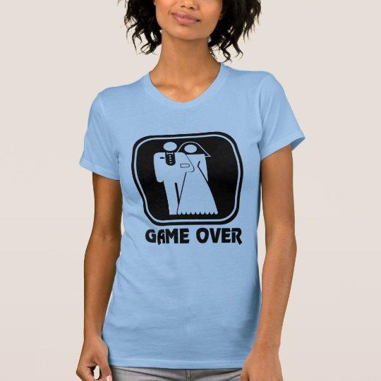 Spiel über T - Shirt