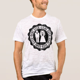Spiel-vorbei - Junggeselle-Party T-Shirt