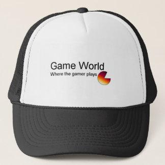 Spiel-Welt Truckerkappe