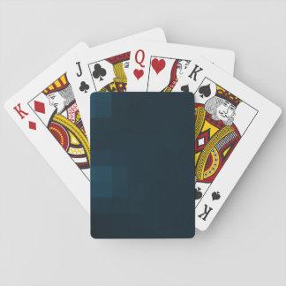 SPIELE der CHARTAS blue Spielkarten