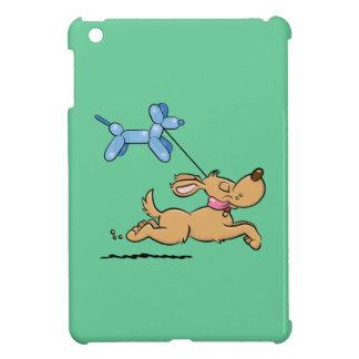 Spielen des Hundes iPad Mini Cover