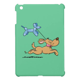 Spielen des Hundes iPad Mini Hülle