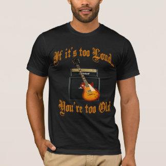 Spielen Sie es Loud T-Shirt