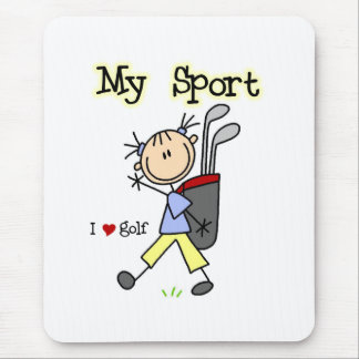 Spielen Sie meinen Sport Golf Mauspads