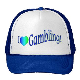 Spielender Hut der Liebe I Baseball Cap