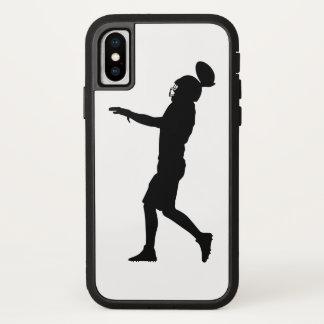 Spieler des amerikanischen Fußballs iPhone X Hülle