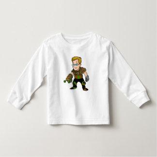 Spieler Herr-Insane Kiko Lake Staff Kleinkinder T-shirt
