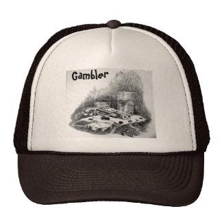 Spieler-Hut Netzmützen