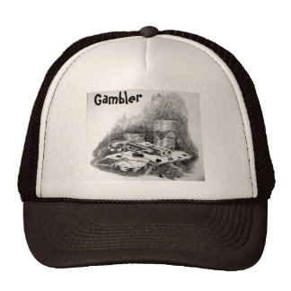 Spieler-Hut Trucker Kappe
