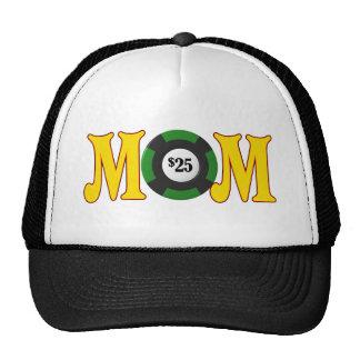 Spieler-Mamma-Mutter-Tagesgeschenke Mütze
