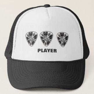 Spieler-Plektrum Truckerkappe