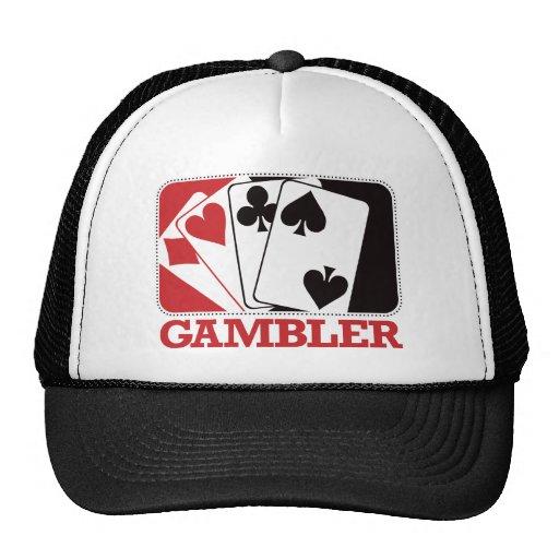 Spieler - Rot Caps