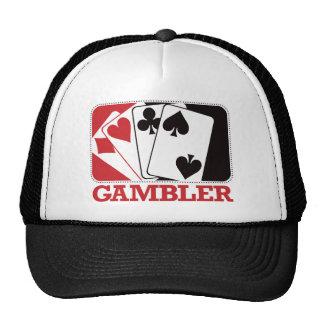 Spieler - Rot Kultcaps