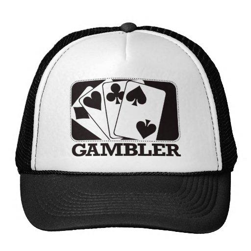Spieler - Schwarzes Cap