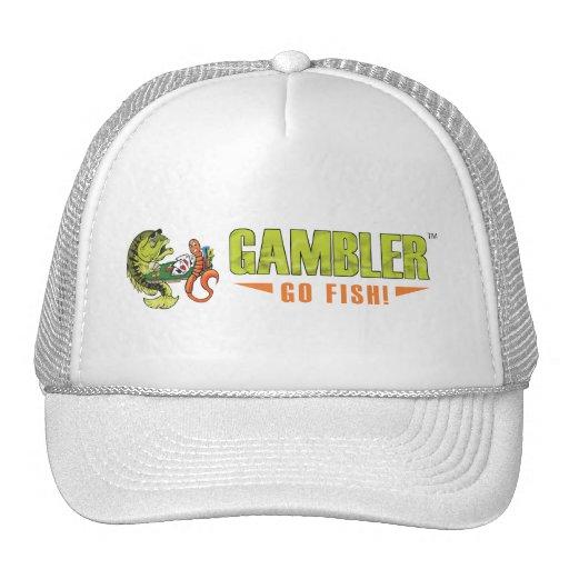 Spieler-ursprünglicher Logo-Fernlastfahrer-Hut Baseball Mützen