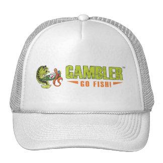 Spieler-ursprünglicher Logo-Fernlastfahrer-Hut Retrokultkappen
