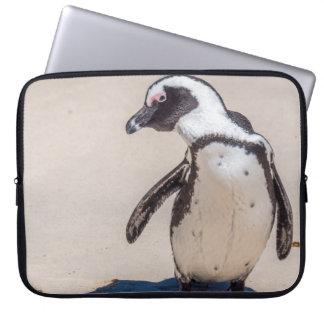 Spielerische Pinguin-Laptop-Hülse Laptop Sleeve