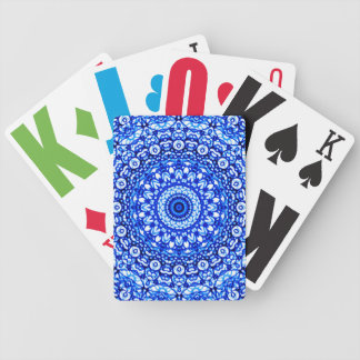 Spielkarte-Mandala Mehndi Art G403 Bicycle Spielkarten