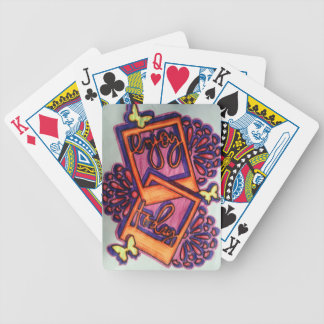 Spielkarten der Originalvorlage