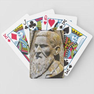 Spielkarten der SteinWoodsmen