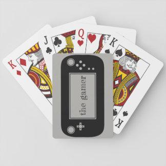 Spielkarten des Gamer