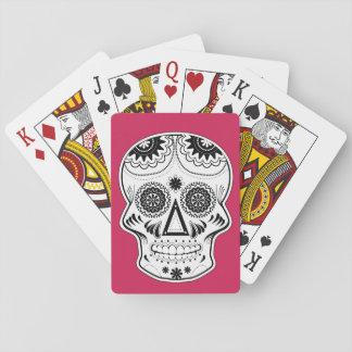 """Spielkarten """"Dia de Los Muertos"""""""
