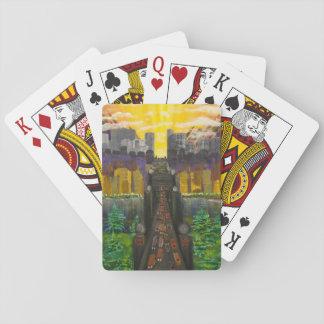 Spielkarten New York