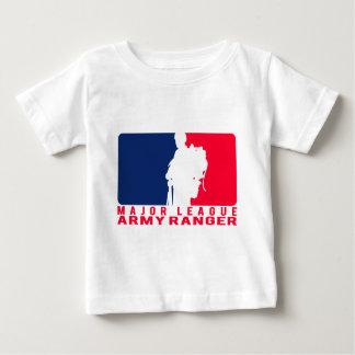 Spielklasse-Armee-Förster Baby T-shirt