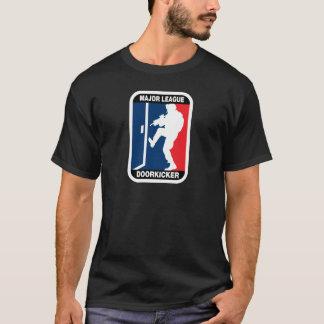 Spielklasse-Tür-Kicker T-Shirt